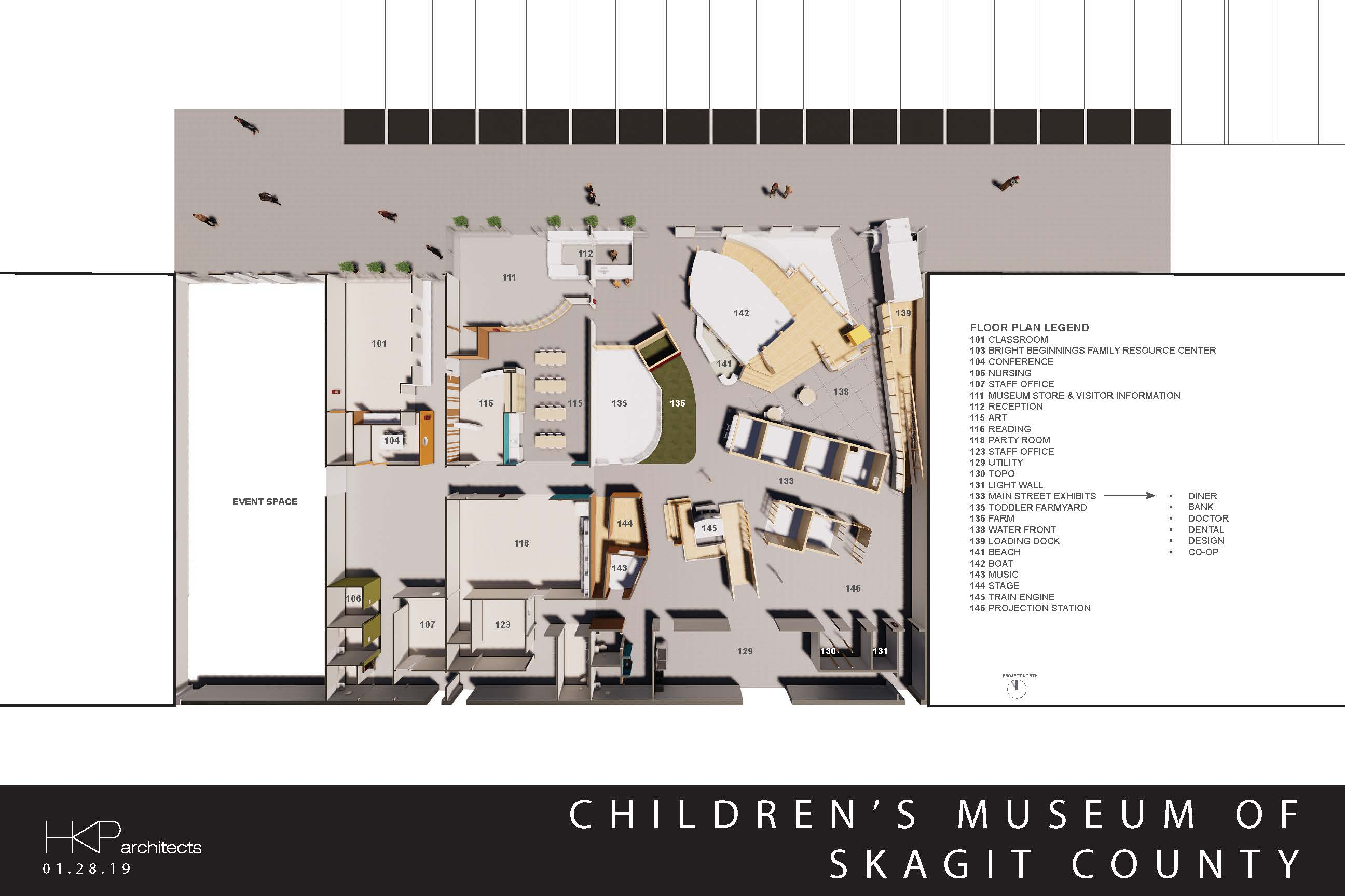 McIntyre Matching Pledge for the Children's Museum of Skagit County