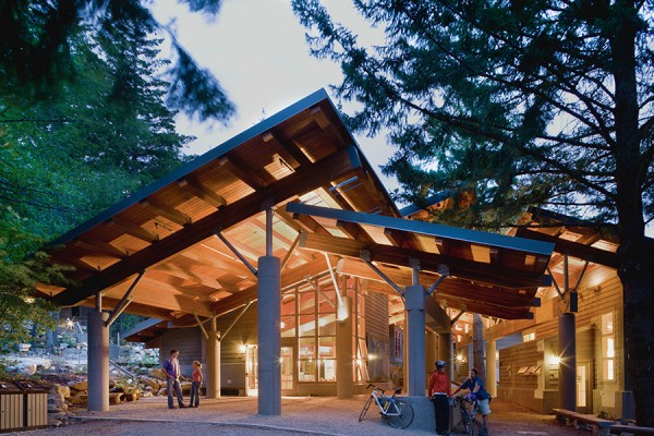 North Cascades Environmental Learning Center