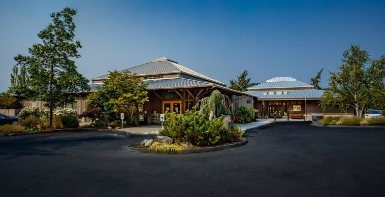 Orcas Island Library Expansion