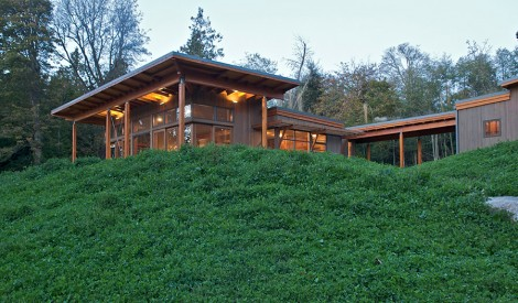 Rose Cabin Hkp Architects