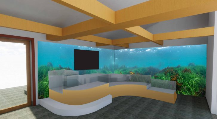 Padilla Bay National Estuarine Research – Aquarium Room Expansion