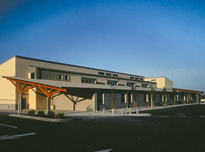 Mount Baker Middle School Cascade Commons Hkp Architects